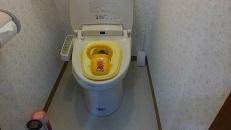 アンパンマンのトイレ